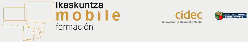 Ikaskuntza | Formación Mobile